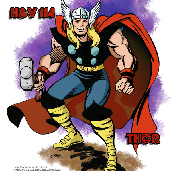114: Thor with Chris Elvins