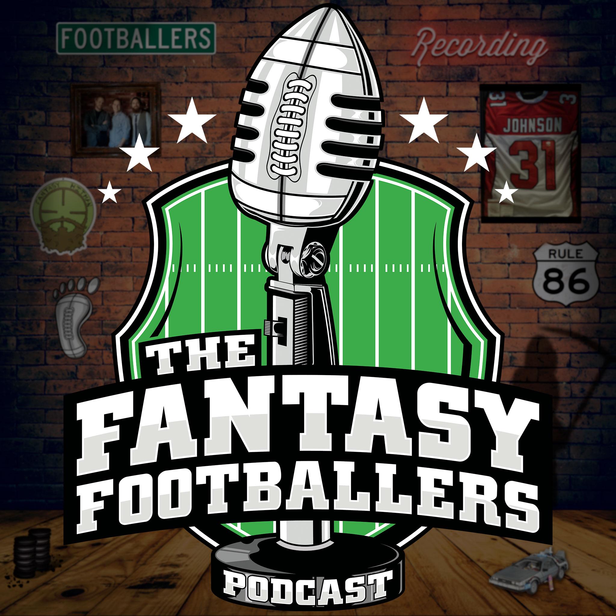 The Fantasy Footballers - Fantasy Football Podcast logo