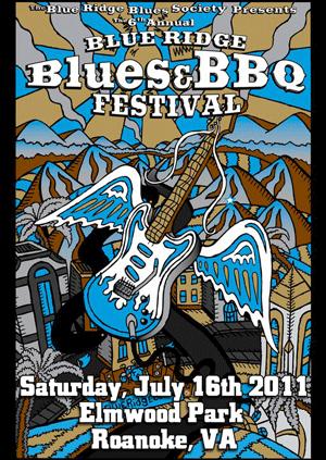 The BluzNdaBlood Show #123, Blues & BBQ Festival Preview