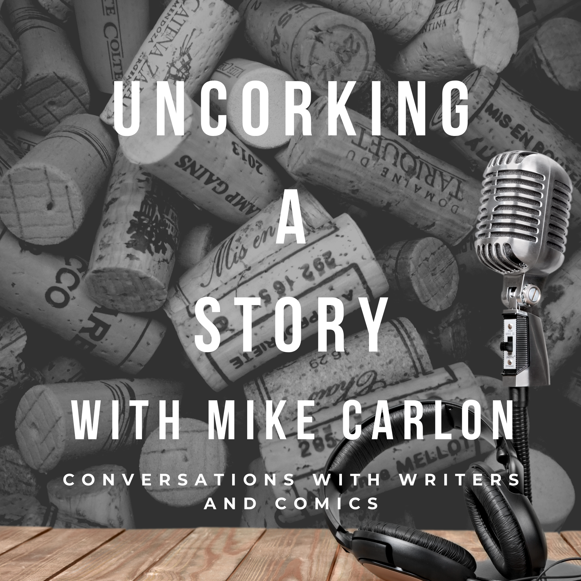 Uncorking a Story show art