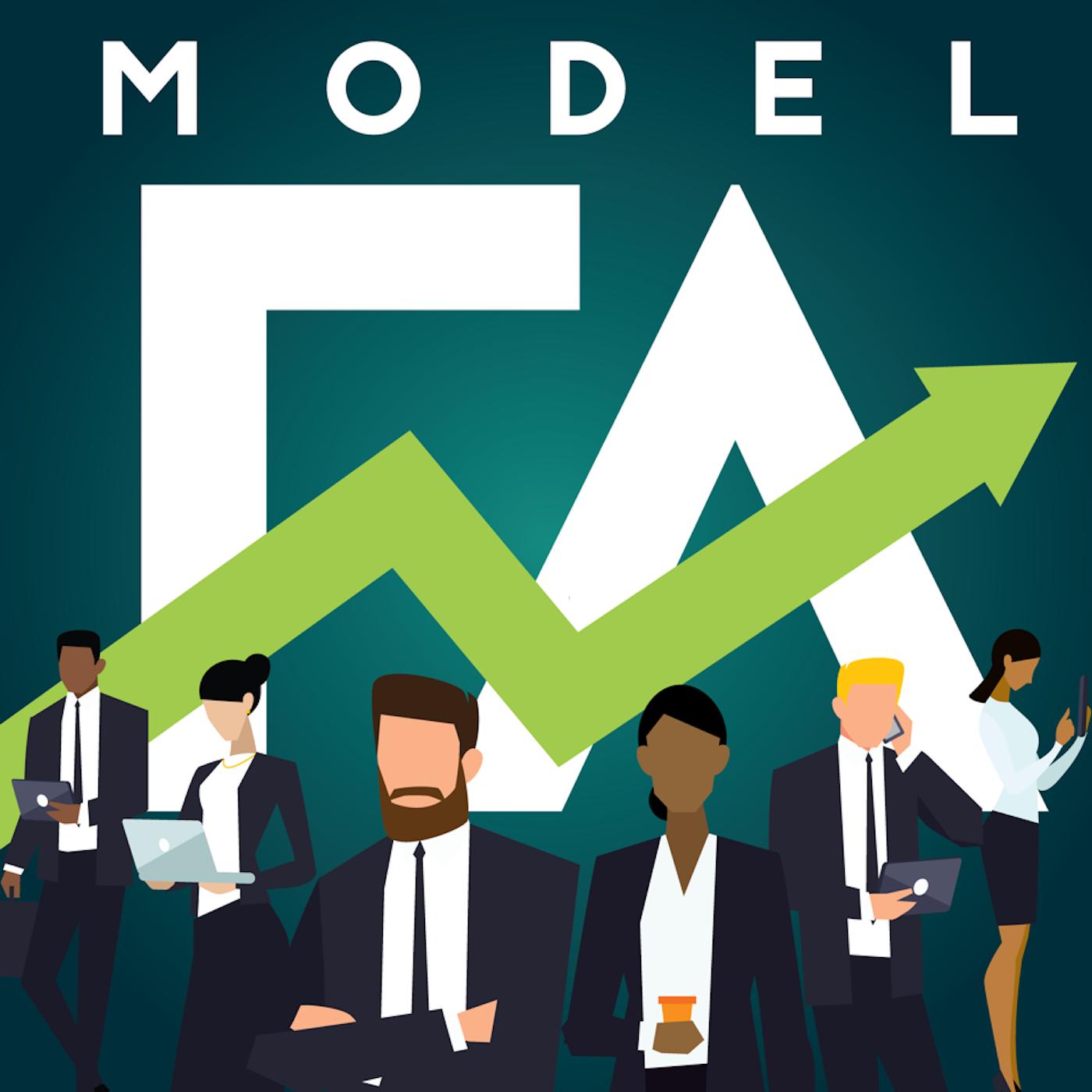 The Model FA show art