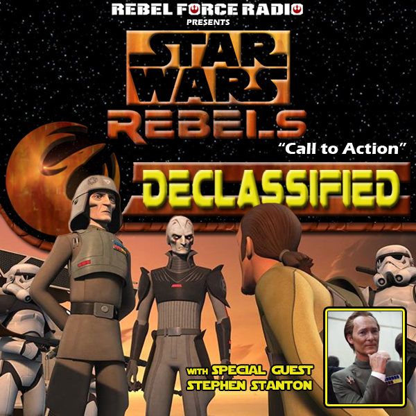 "Star Wars Rebels: Declassified: ""Call To Action"""