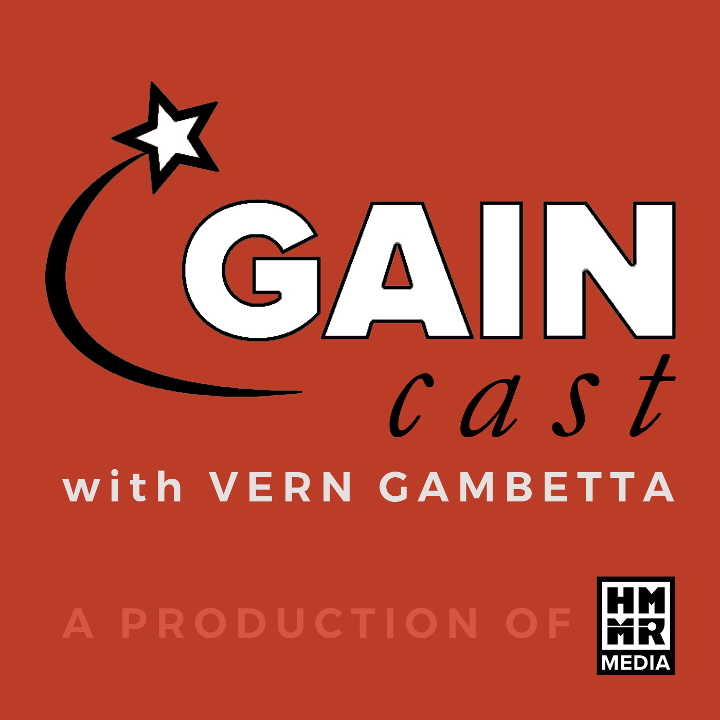 GAINcast with Vern Gambetta show art