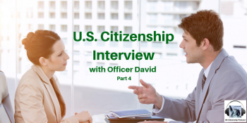 US Citizenship Podcast | Libsyn Directory