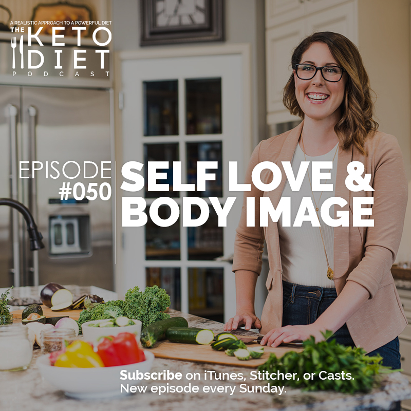 #050 Self Love & Body Image with Joelle Anderson