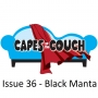 Artwork for Issue 36 - Black Manta