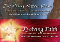 28. Inspiring Naturalism and Evolving Faith: Two New Podcast Series
