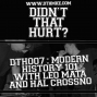 Artwork for DTH007 - AP Modern History 101 - With Leo Mata & Hal Crossno