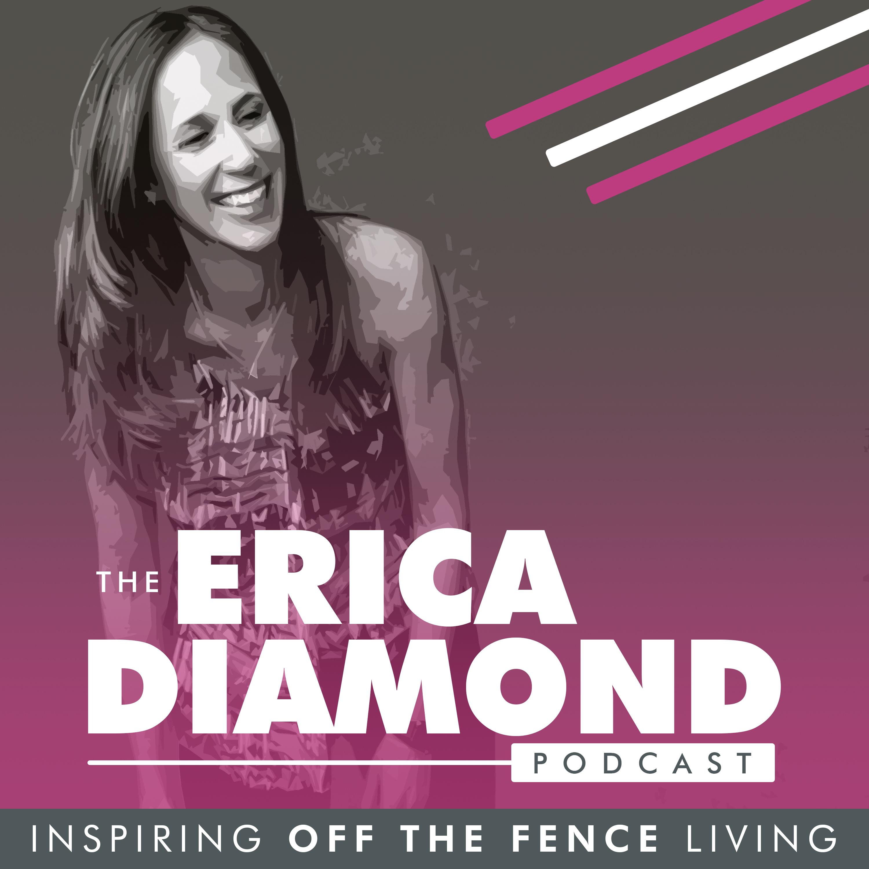 The Erica Diamond Podcast show art