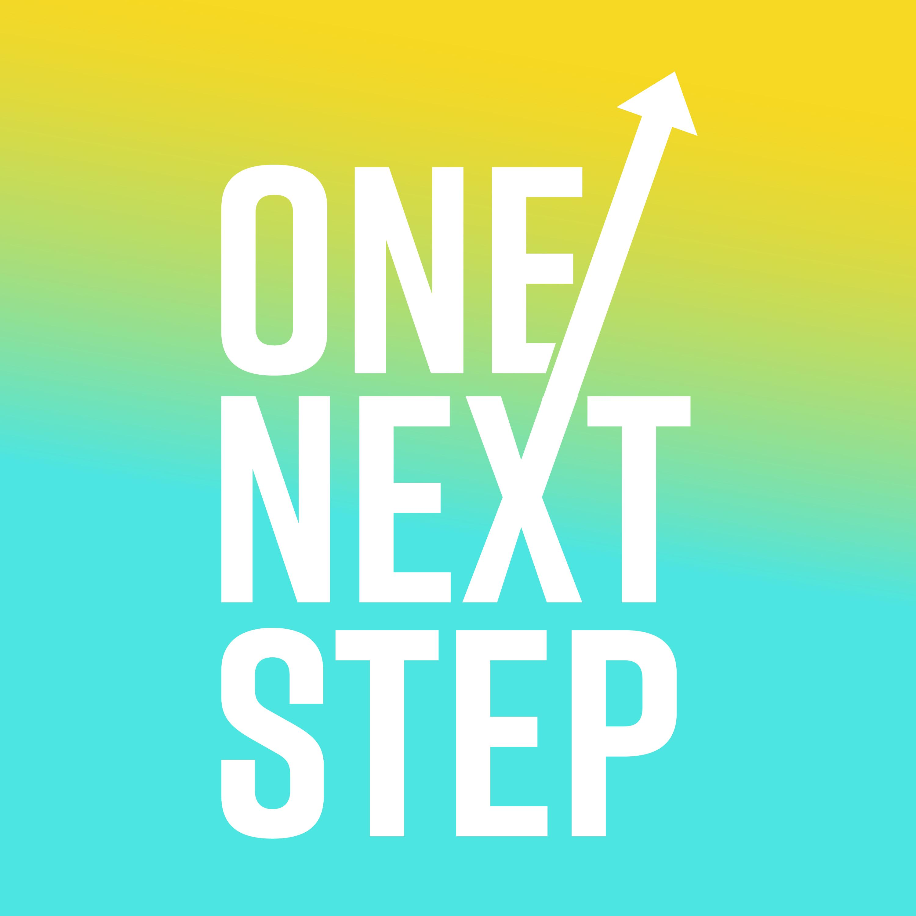 One Next Step Intro: Welcome to the Most Practical Business Podcast in the World