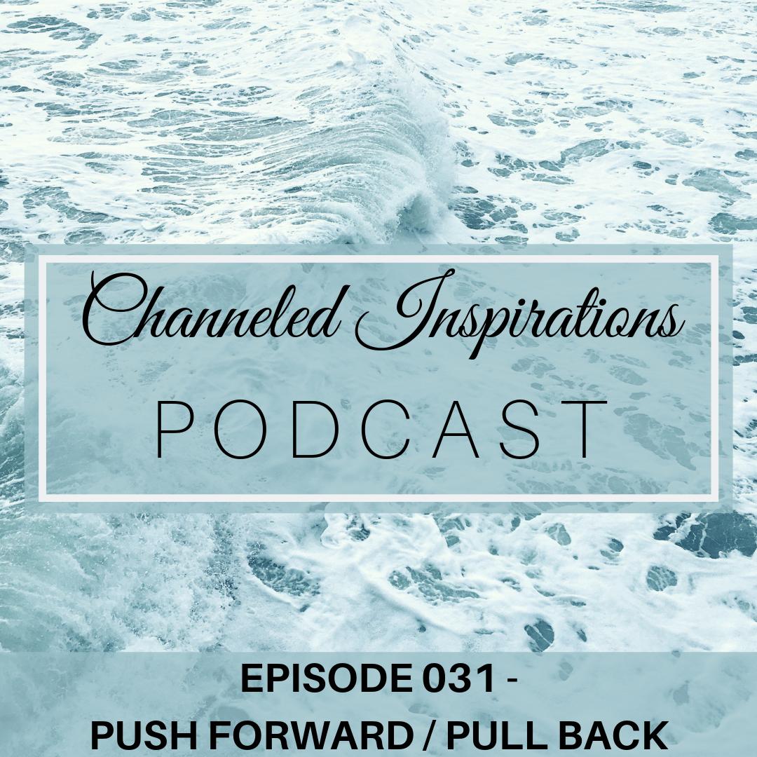 Artwork for Episode 031 - Push Forward / Pull Back