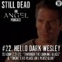 Artwork for Still Dead #22. Hello Dark Wesley. (S2.21-22)