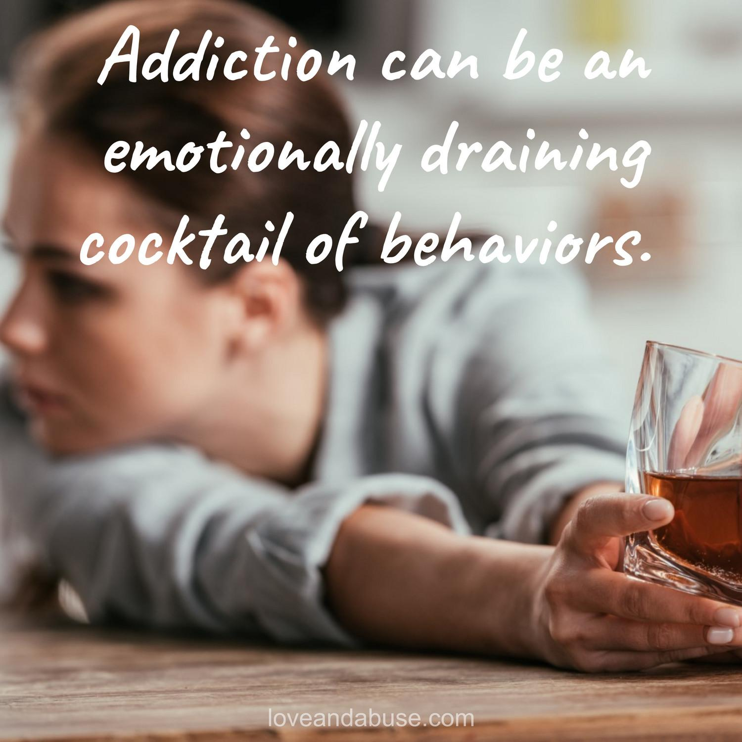 Understanding the addict in the manipulative relationship