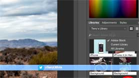 How to Use Adobe Stock Right in Photoshop CC