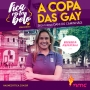 Artwork for #05 - Fica Vai Ter Bolo - A copa das gays