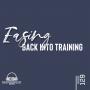 Artwork for Easing Back into Training - Episode 129
