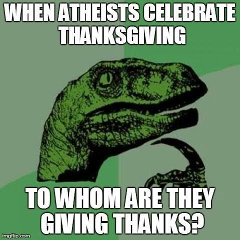 Podcast 237 - Thanksgiving and the Atheist