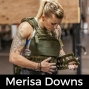 """Artwork for """"Honoring Through WOD's"""" with Merisa Downs"""