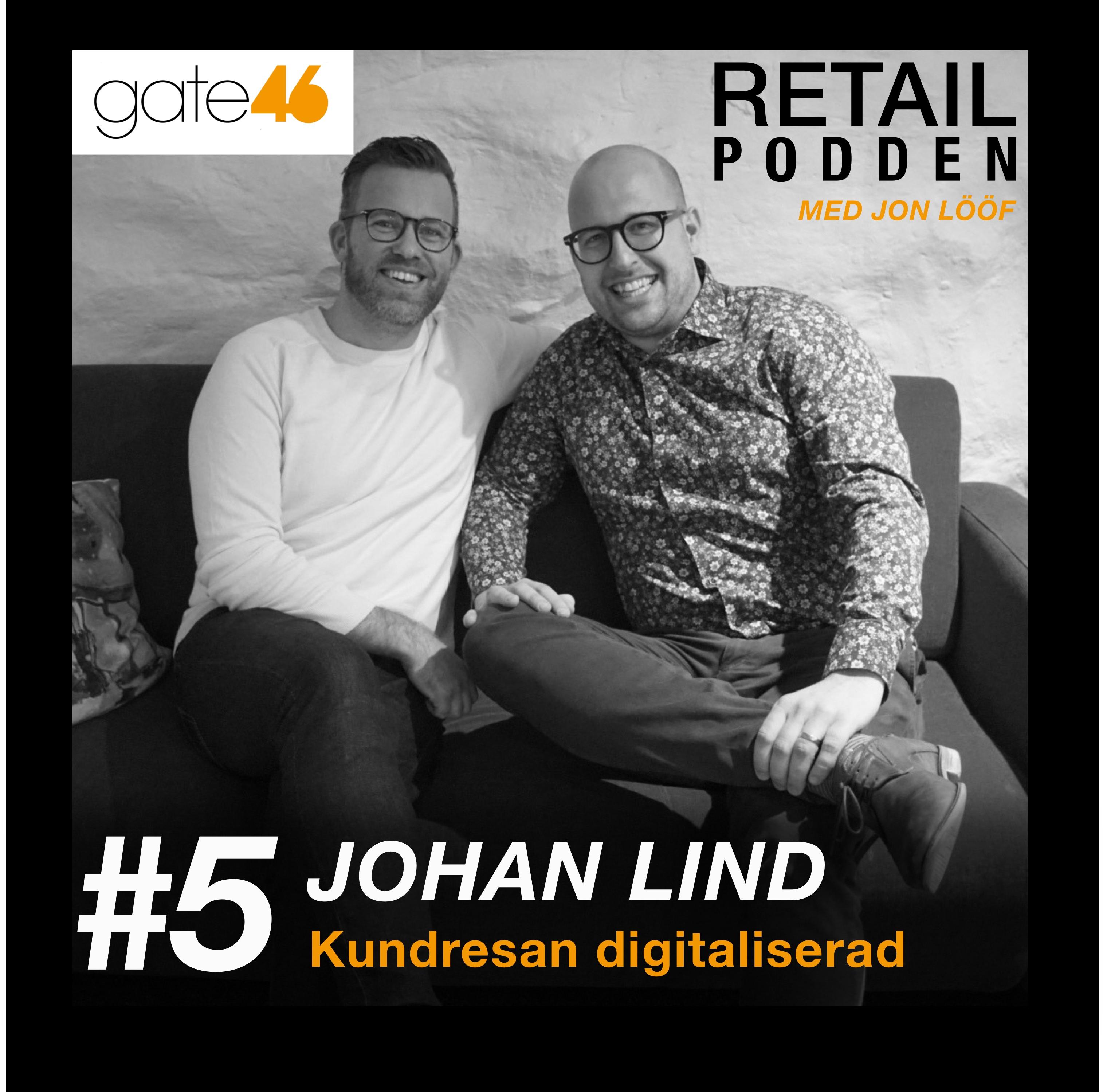 5. Johan Lind - Kundresan digitaliserad