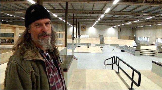 Artwork for Opening Real X Skatepark