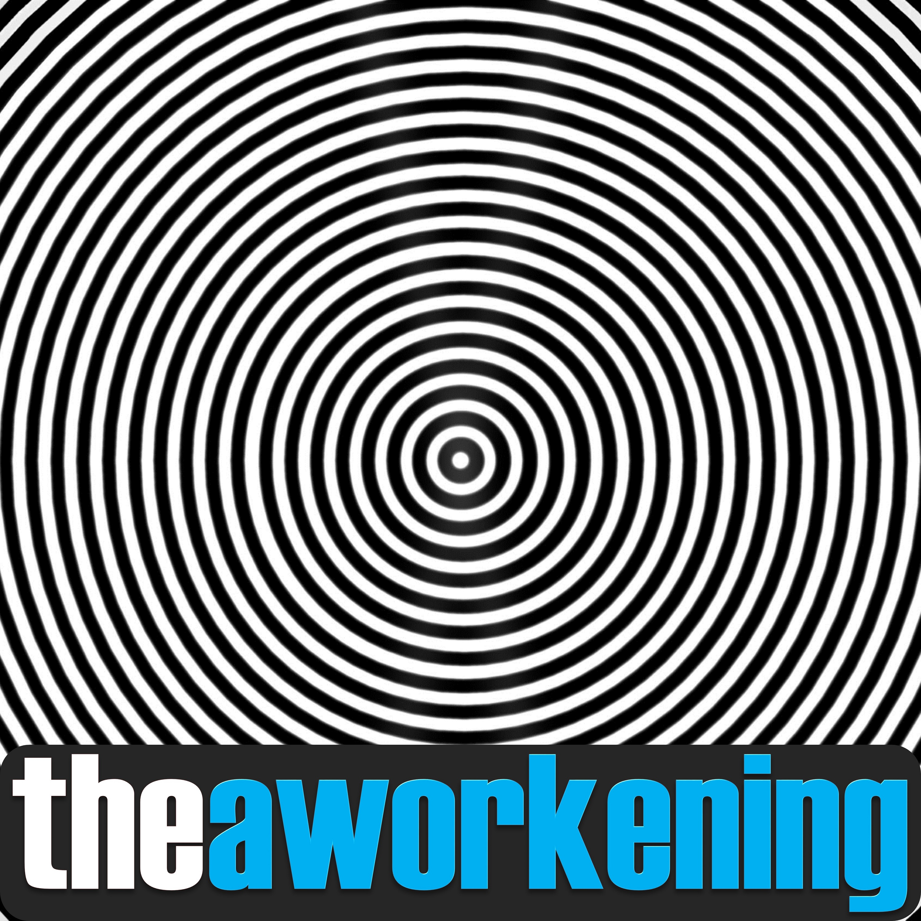 The Aworkening show art