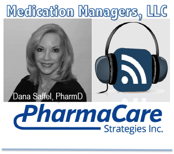 Pharmacy Podcast Episode 78 Interview Chad Worz with Medication Managers, LLC