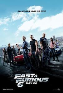 #150; Fast 6 ( Vin Diesel)