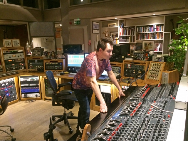 Recording Studio Rockstars: RSR167 - Nikolay Georgiev - Capturing and Recreating Reverbs From Secret Spaces Around the World.
