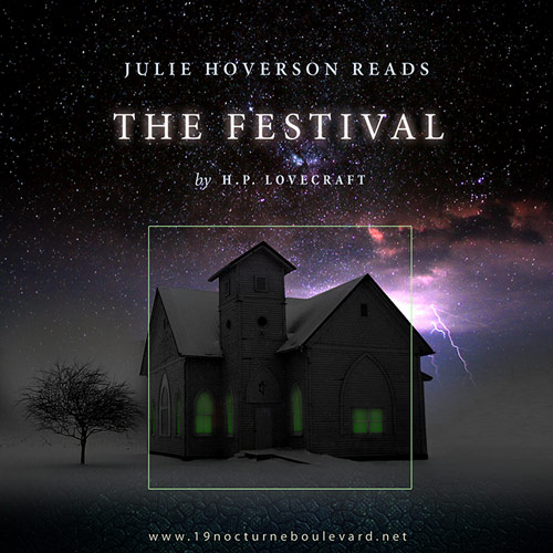 Lovecraft #10 - The Festival