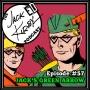 "Artwork for Episode 57- ""Jack's Green Arrow"""