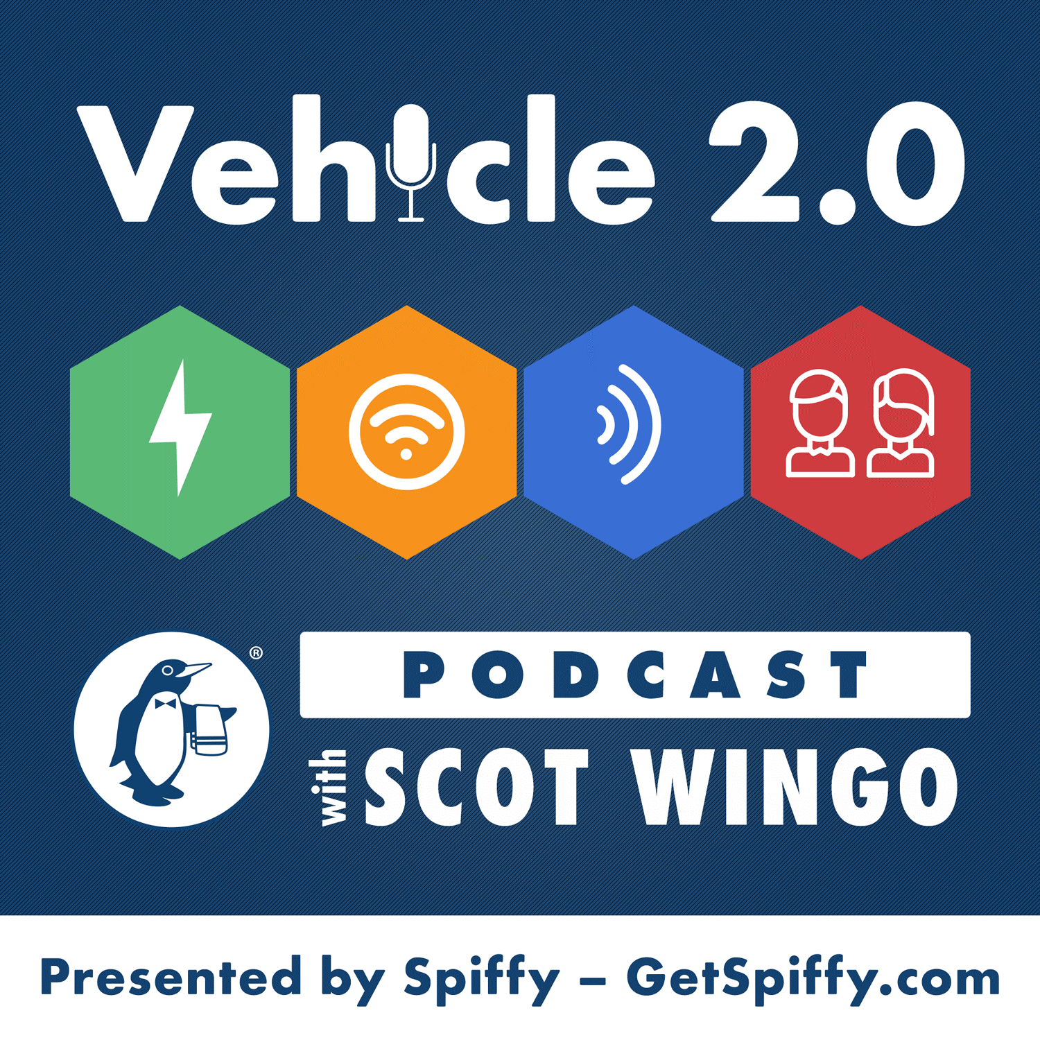 Vehicle 2.0 Podcast with Scot Wingo show art