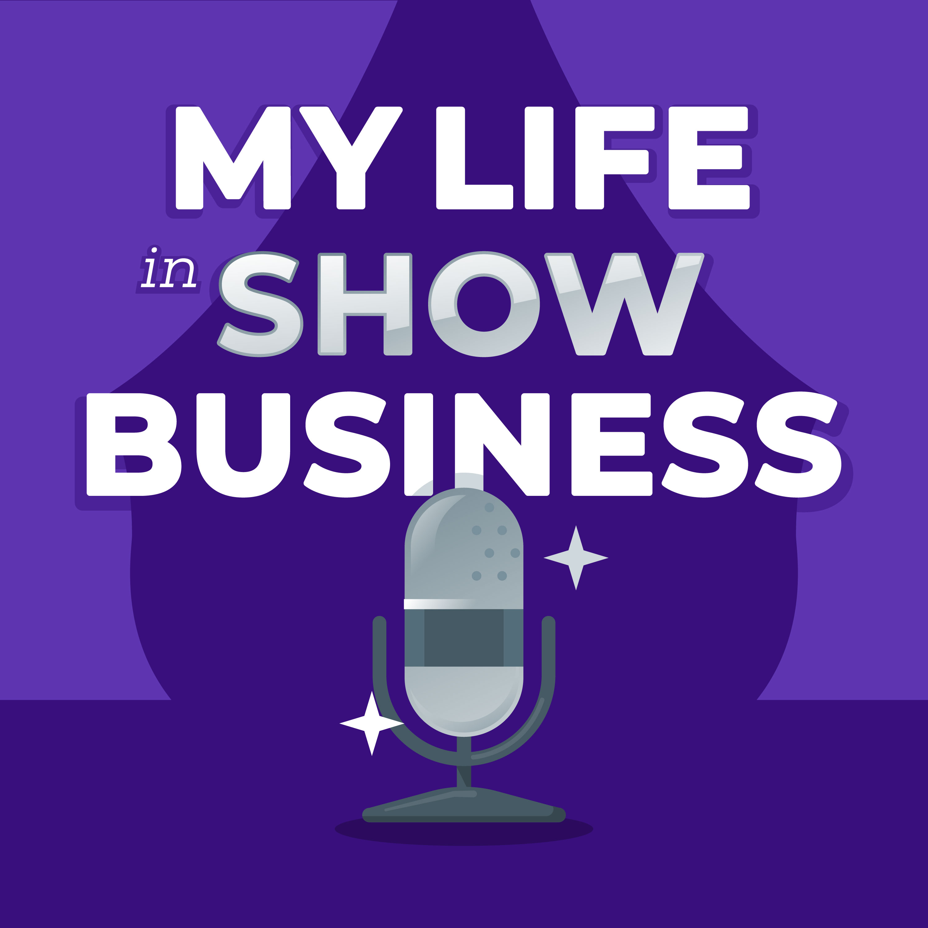 My Life in Show Business show art
