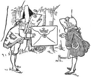 Alice's Adventures in Wonderland - Chapter 6 - Pig & Pepper
