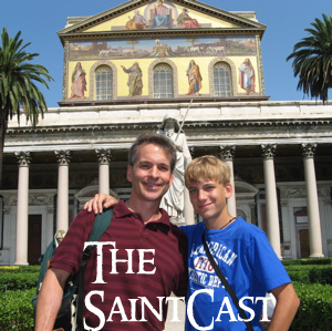SaintCast Episode #36, Soundseeing at St. Paul Outside the Walls, Octave of Christmas, Saints for '07, feedback 312.235.2278