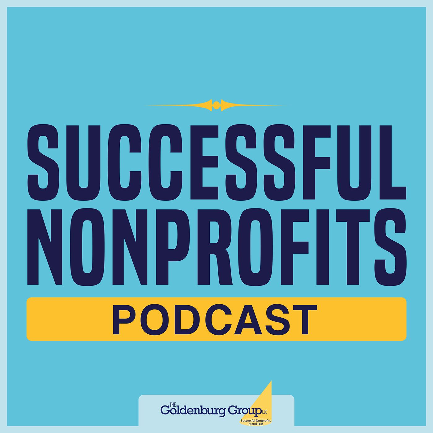 Artwork for Ep 16 - Creating Your Brand As A Nonprofit Professional with Kristin Battista-Frazee