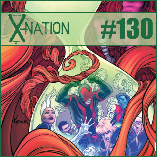 Cultural Wormhole Presents: X-Nation Episode 130
