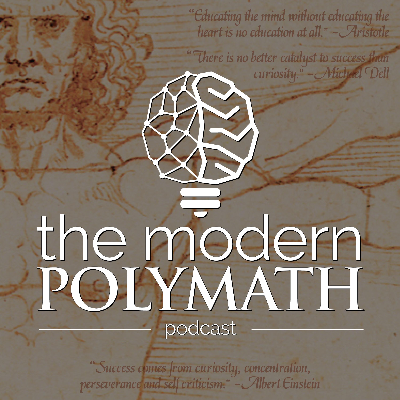 The Modern Polymath show art