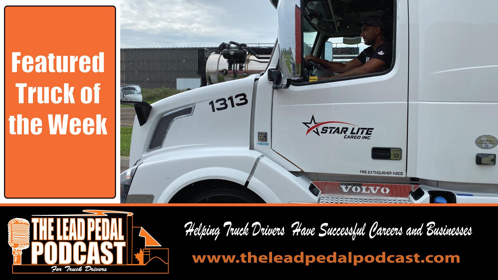 LP688 Featured Truck of the Week - Starlite Cargo
