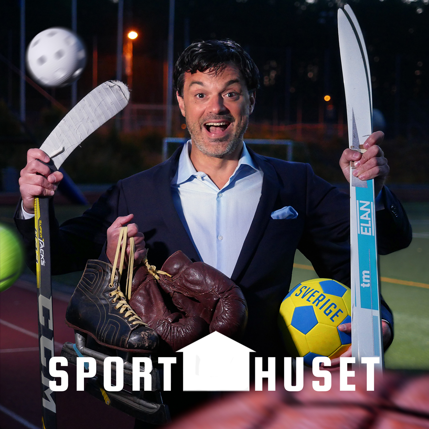 "Listen to Sporthuset #243 - ""Finish the job"""