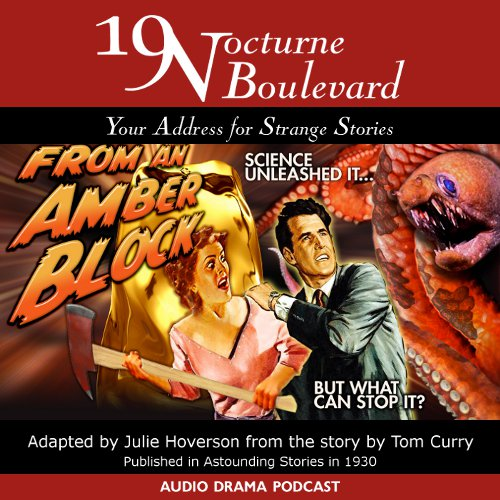 19 Nocturne Boulevard - From an Amber Block