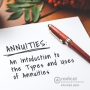Artwork for 251: Annuities: An Intoduction to the Types and Uses of Annuities