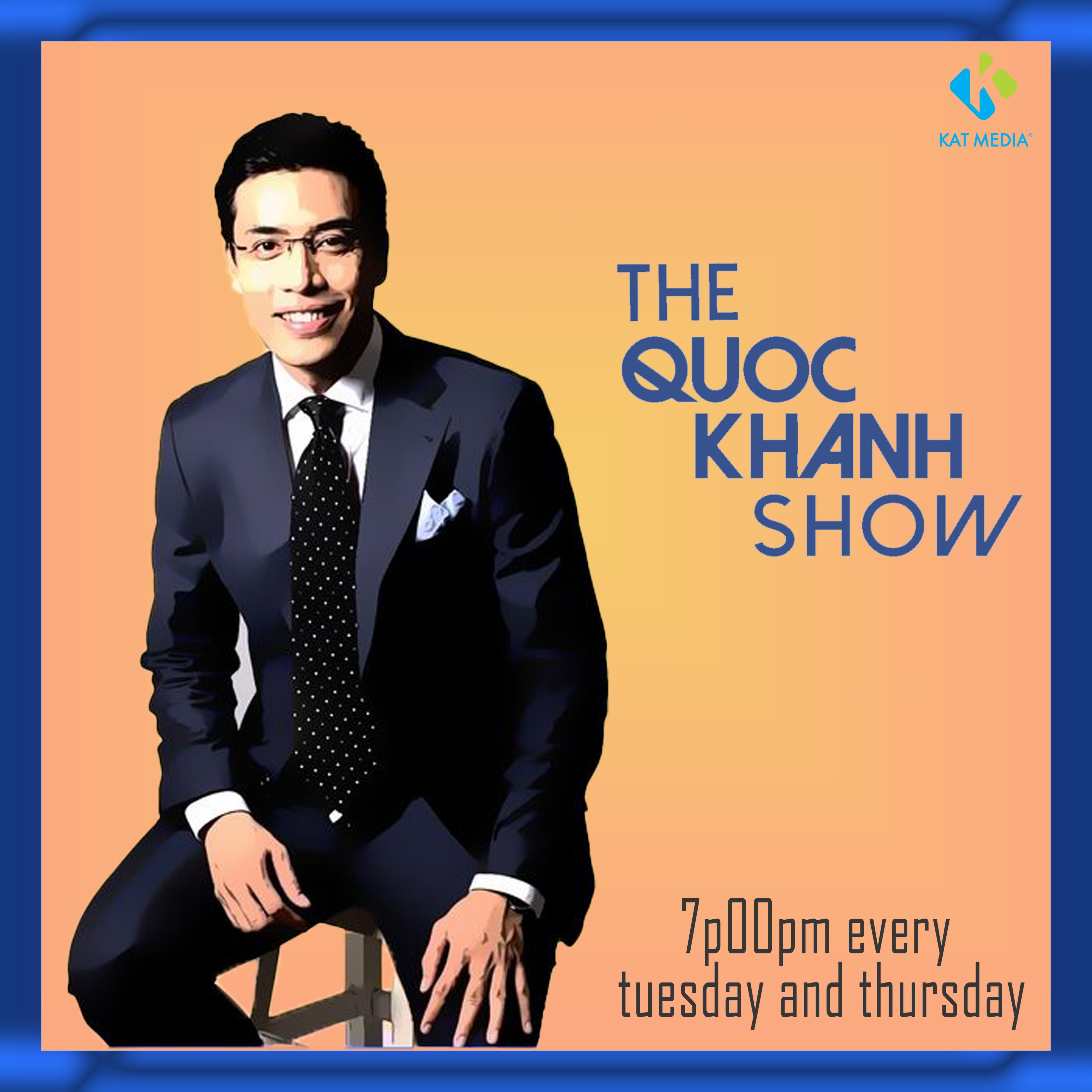 The Quoc Khanh Show show art
