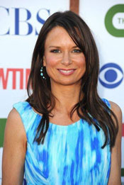 Mary Lynn Rajskub's Mom is also Chloe O'Brien's Mother