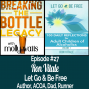Artwork for Let Go & Be Free: 100 Daily Affirmations for Adult Children of Alcoholics with Ron Vitale