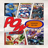 WIWC Comic Review Podcast 02 - Batman, Captain America, GI Joe, Avengers, Soviet Super Soldiers