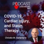 Artwork for COVID-19, Cardiac Injury, and Statin Therapy