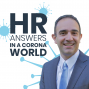 Artwork for HR Answers in a Corona World with Ali Oromchian