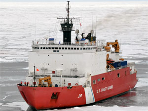 Diver Deaths on USCGC HEALY