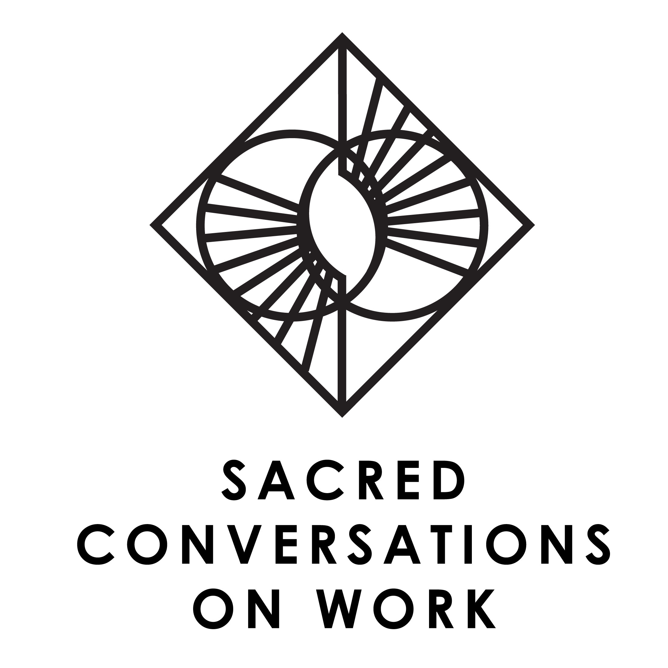 Sacred Conversations on Work show art