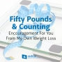 Artwork for 679-Fifty Pounds and Counting: Encouragement For You From My Own Weight Loss Journey